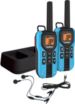 Cobra 20 Mile MicroTalk FRS NOAA 2-Way Radios CXT280