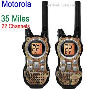 Giant (Motorola) 35 Mile 22Ch Camouflage MR355R