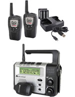 2-Way Radios (Walkie Talkies)