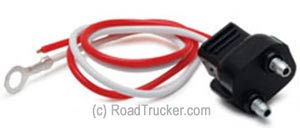 Pigtail Replacement for 2-Pin LED Marker Light