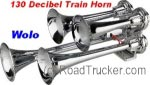 Model 853 Philly Express Train Horn 130 Decibels PHILLY853