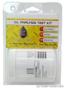 Oil Analysis Test Kit