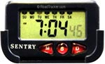 Sentry Jumbo Digital LCD Clock CA-102