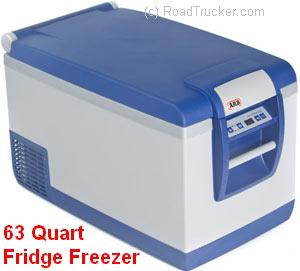 63 Quarts ARB 12/24/120 Volt Fridge Freezer at RoadTrucker com