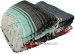 Authentic Falsa Blanket - Assorted Colors Min=25