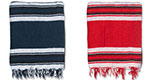 "55"" x 78"" Striped Falsa Blanket Min=12"