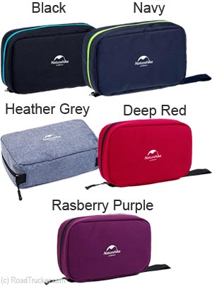 Jake′s Cab Toiletry Bags