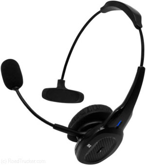 Wireless 10x Noise Canceling Headset w/Bluetooth