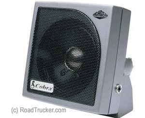 "Cobra - HighGear™ 4"" CB Extension Speaker - 15 Watts"