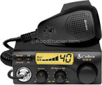 Cobra 40 Channel CB Radio Illuminated Display RF Gain 19DXIV