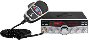 Smart Hands-Free CB Radio w/NOAA and Emergency Alert - 29LXMAX
