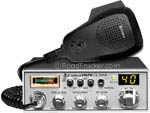 Cobra 40 Channel Mobile CB Radio 25LTDCLASSIC