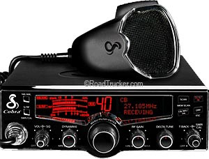 CB Radio NOAA Weather 4-Color LCD Display 29LX