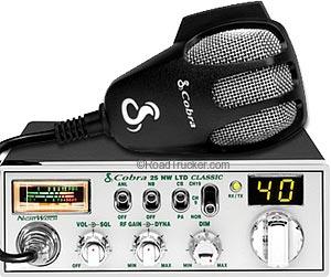 Classic CB Radio NightWatch Display 25NWLTD