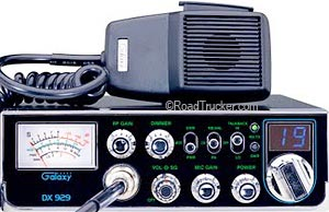 Galaxy CB Radio w/ Talkback Circuit DX929