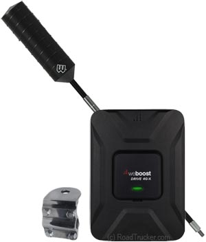 weBoost® Truck & RV Drive 4G-X OTR Truck Edition Cell Phone Booster