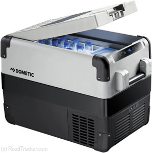 Vitrifrigo & Dometic Portable AC/DC Fridge Freezer at