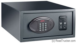 Dometic - 1.05 cu.ft. Mobile Electronic Safe - MD390RH