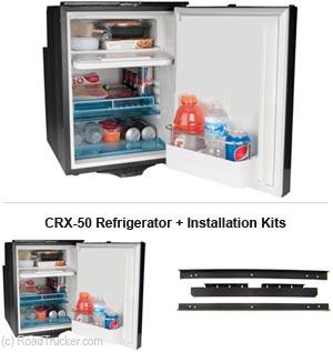1 7 cu ft refrigerator crx 50 installation kits