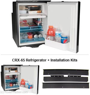 Dometic Refrigerator w/Coolmatic Compressor