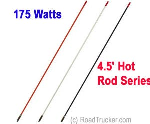 Francis 4.5′ Hot Rod CB Antenna