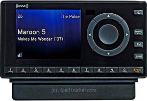 XM Onyx Dock-n-Play Satellite Radio with Car Kit
