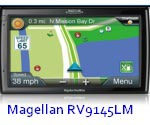 Magellan RoadMate RV9145-LM with Life time Maps & Good Sam Club