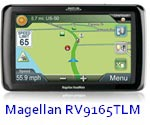 Magellan RoadMate Pro 9165T with Life time Traffic & Maps & Good Sam Club