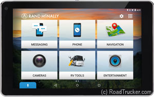 Rand Mcnally Gps >> Rand Mcnally Voice Enabled Overdryve 7 Tablet Rv W Gps