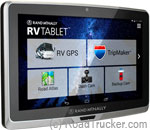 "Rand McNally Advanced RV GPS + 7"" Android Tablet"