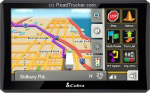 7inc GPS Navigation for Professional Drivers with Lifetime Maps and Live Traffic - 8000PROHD