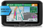 "Garmin Dezl560 Series GPS with 5"" Display, Bluetooth & LifeTime Map & Traffic Updates"
