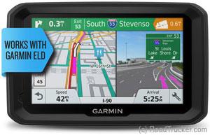 Garmin Dezl580 Truck GPS with Bluetooth at RoadTrucker on