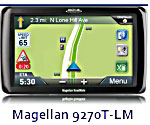 Magellan RC9270T-LM GPS with Truck Routing