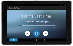 Rand McNally OverDryve Bluetooth Player
