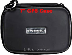 "Rand McNally Hard Case for 7"" GPS - 528005197"
