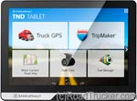 TNDTABLET Rand McNally Advanced Truck GPS
