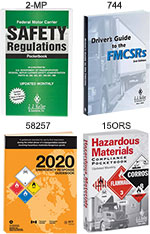 FMCSR, Emergency Response and Hazardous Materials Compliance Handbook