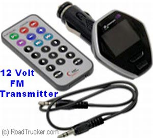 MobileSpec FM Transmitter w/LCD Display and Remote