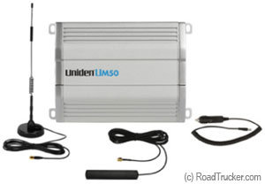 Uniden - 4G Cellular Booster Kit - UM50