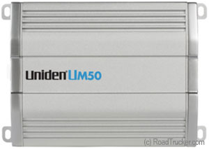 Uniden UM50 Booster- Top View