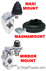 K40 Antenna Mounts