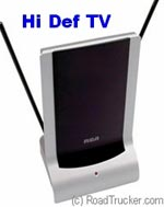 Digital Amplified Indoor TV Antenna - ANT1251R