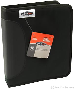 RoadPro 3-Ring for Loose-Leaf Log Book Cover