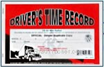 100 Air Mile Radius Driver's Exemption Logbooks