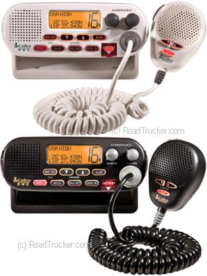 25 Watt Submersible VHF Radio Large Display