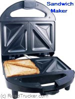 Power Hunt - High Performance 12 Volt Sandwich Maker - PNP-400A