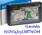 "Garmin Refurbished 465LMT Truckers Portable GPS w/ 4.3"" Display & Lifetime Map & Traffic Updates"