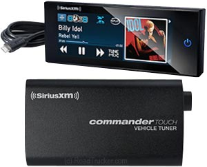SiriusXM Touch Screen SXVCT1 with Vehicle Tuner