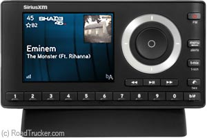 SiriusXM Onyx Plus w/ Home & Office Kit Front View